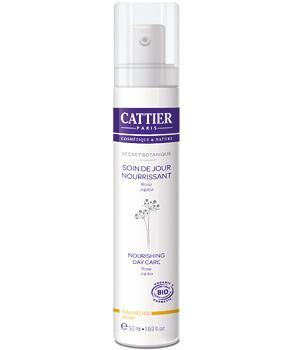Crème de jour Hydratante Secret Botanique - Cattier