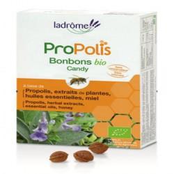 Bonbons à la propolis bio - Ladrôme