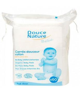 Carrés Coton Maxi Baby - Douce Nature