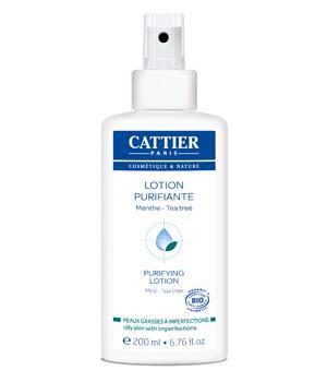 Lotion purifiante peau jeune - Cattier