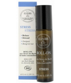 Roll on STRESS - Elixirs & Co