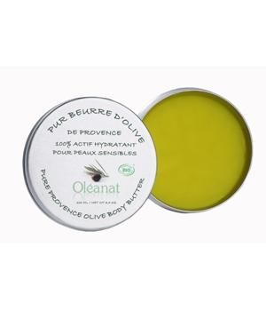Pur Beurre d'Olive de Provence bio 100 ml - Oléanat