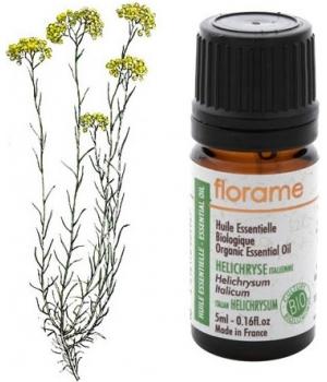Huile essentielle bio Hélichryse italienne - Florame