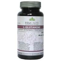 L-Glutamine 500 - 60 gélules Equi-Nutri