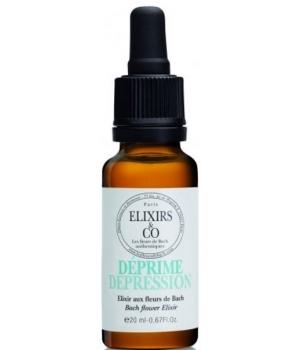 Elixirs composé bio DEPRIME  - Elixirs & Co