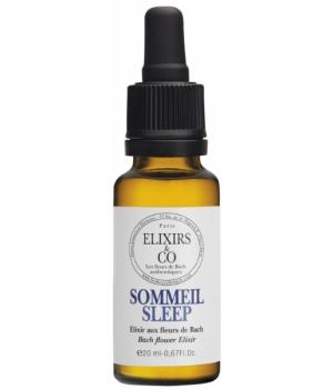 Elixir composé bio SOMMEIL  - Elixirs & Co