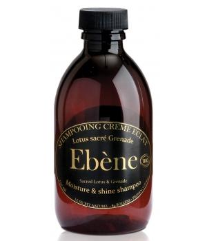 Shampooing Crème Eclat Lotus sacré / Grenade - Ebène Oléanat