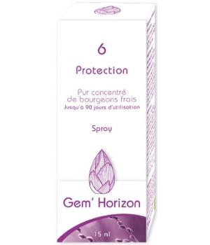 Complexe de Macérâts de bourgeons frais PROTECTION - Gem Horizon