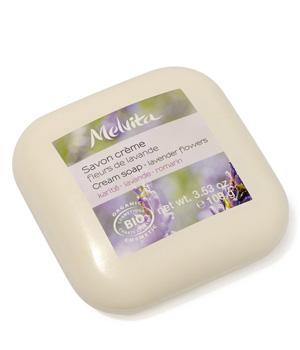 Savon crème Fleurs de lavande - Melvita