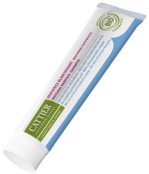 Dentifrice bio blanchissant bio Haleine fraîche - Cattier