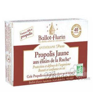 Propolis Jaune aux élixirs de la Ruche - Ballot-Flurin