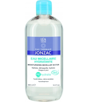Eau Micellaire Hydratante REHYDRATE - Eau Thermale Jonzac