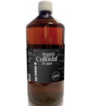 Argent Colloïdal 20 ppm 1 litre - Dr.Theiss