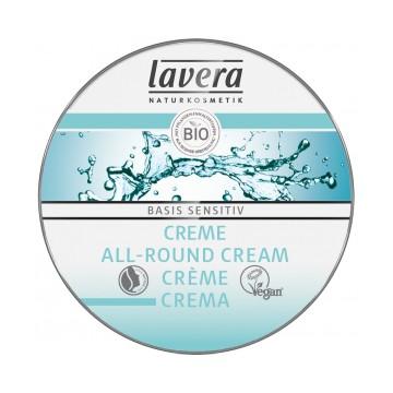 Crème multi usages Beurre de Karité Amande douce Basis 25 ml - Lavera