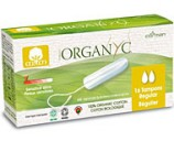 Tampons R�gulier sans applicateur - Organyc