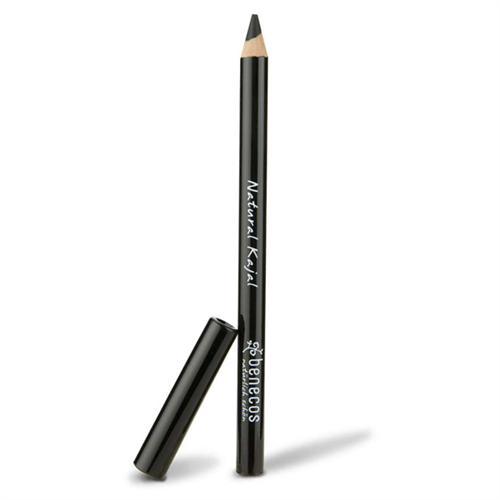 crayon contour des yeux noir benecos