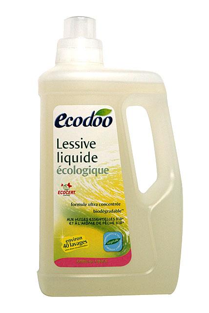 lessive liquide cologique ecodoo aromatic provence. Black Bedroom Furniture Sets. Home Design Ideas