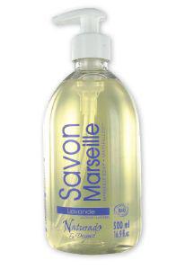 Savon liquide marseille 500 ml naturado - Ou trouver le veritable savon de marseille ...