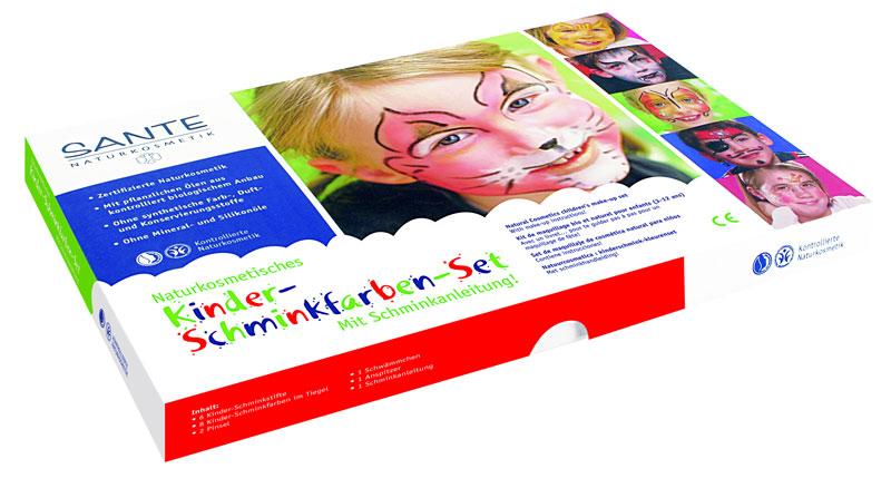 maquillage bio fillette