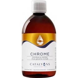 Oligo élément CHROME 500 ml Catalyons