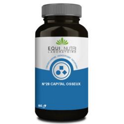 Capital Osseux Complexe No 28 90 gélules - Equi Nutri