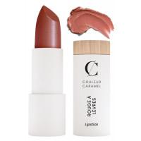 Rouge à lèvres nacré n° 237 Sublime pêcher 3.5g - Couleur Caramel - Aromatic Provence maquillage bio