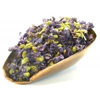 Mauve fleur du Nord Extra 100g - Herboristerie de Paris malva sylvestris mucilages Aromatic provence