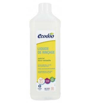Liquide de rin age lave vaisselle ecodoo produits for Produit rincage lave vaisselle