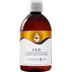 Oligo élément FER 500 ml Catalyons