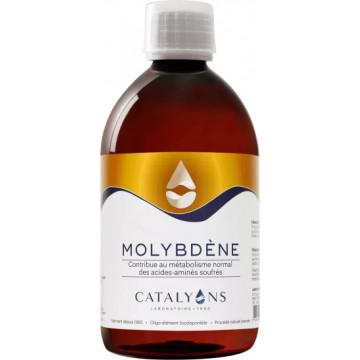 Oligo élément MOLYBDENE 500 ml - Catalyons
