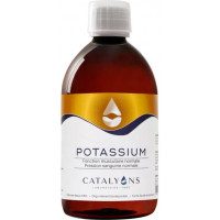 POTASSIUM 500 ml Catalyons - oligo-élément ionisé