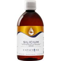 Oligo élément SILICIUM 500 ml Catalyons acide orthosilicique articulations Aromatic provence