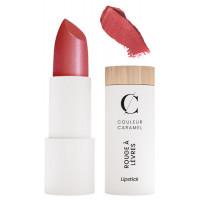 Rouge à lèvres nacré n° 244 rouge Matriochka 3.5g - Couleur Caramel - Aromatic Provence poupée russe