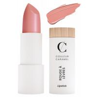 Rouge à lèvres Brillant satiné n° 255 Rose lumière 3.5g - Couleur Caramel - Aromatic Provence maquillage bio