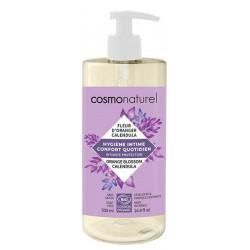 Gel intime Confort quotidien 500ml - Cosmo Naturel
