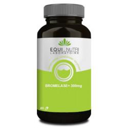 Bromelase Plus 60 gélules végétales 300mg - Equi Nutri
