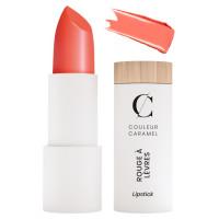 Rouge à lèvres Naturel Brillant n°260 Corail 3.5g - Couleur Caramel - Aromatic Provence maquillage corail brillant