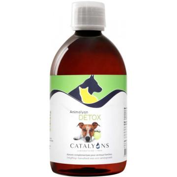 ANIMALYON Detox Oligo éléments 500 ml Catalyons