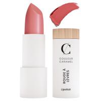 Rouge à lèvres nacré n° 287 rouge rosé 3.5g - Couleur Caramel - Aromatic Provence maquillage bio