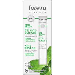 PURE BEAUTY Gel Anti Boutons 15ml - Lavera