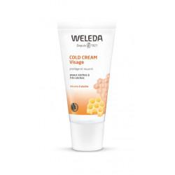 Cold Cream Visage 30ml - Weleda
