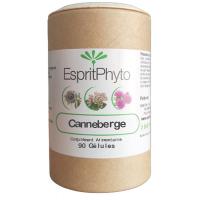 Canneberge Cranberry 90 gélules - EspritPhyto élimination Aromatic Provence