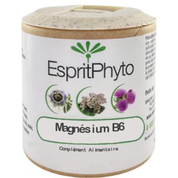 EspritPhyto - Magnésium B6 - 90 gélules