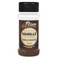 Vanille bio poudre 10gr - Cook desserts ecocert madagascar Aromatic provence