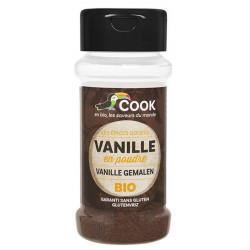 Vanille bio poudre 10gr - Cook
