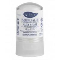Pierre d'Alun Naturelle Stick 60gr - Alepia déodorant naturel Aromatic Provence