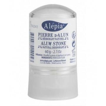 Pierre d'Alun Naturelle Stick 60gr - Alepia