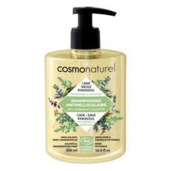 Shampooing bio Anti-pelliculaire 500 ml - Cosmo Naturel