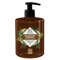 Shampooing bio Cheveux gras 500ml - Cosmo Naturel Aromatic Provence