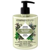 Bain douche bio Relaxant 500 ml Cosmo Naturel - Gravier aromatic provence